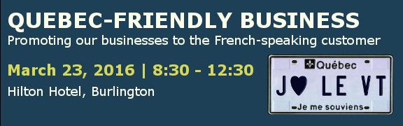 Quebec-Friendly Business Banner